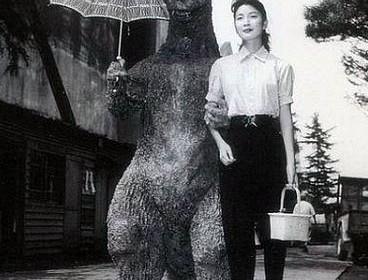 ゴジラ1954